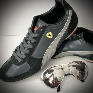 Puma Scuderia Ferrari Speedcat Sneakers